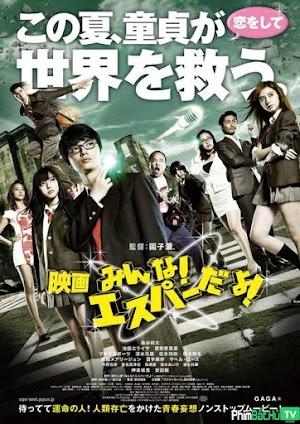 Phim Anh Hùng Cương Dương - The Virgin Psychics (2015)