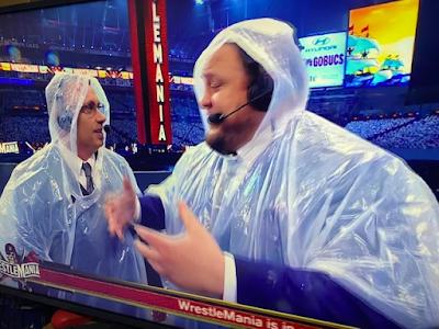 WrestleMania 37 Wet Event Betting
