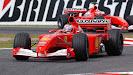 Rubens Barrichella, Ferrari F2001