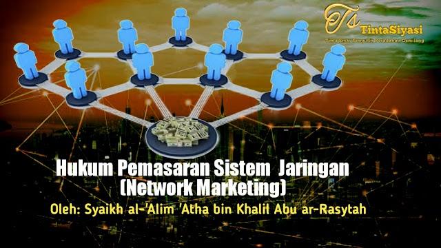 Hukum Pemasaran Sistem Jaringan (Network Marketing)
