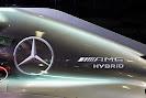 Mercedes AMG Hybrid F1 power