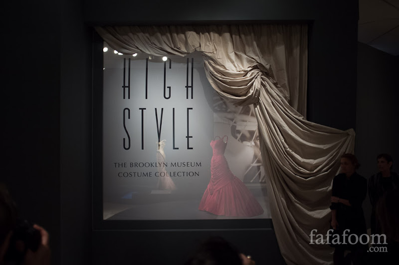 "Welcome to ""High Style: The Brooklyn Museum Costume Collection"" exhibition at Legion of Honor, San Francisco"