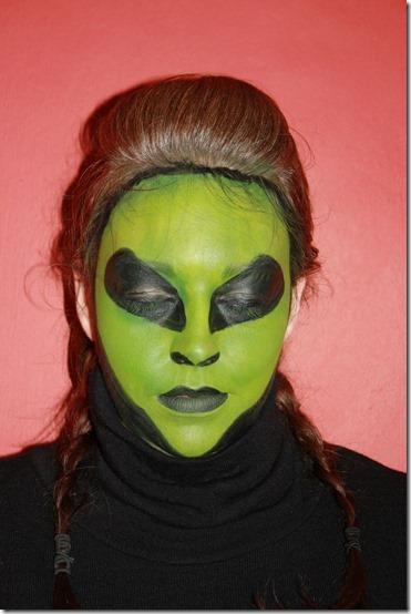 alien verde