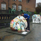 Juan Diego chupando Elefante
