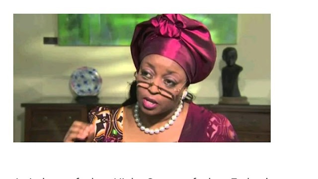 News: Judge who ordered Diezani's arrest, dies