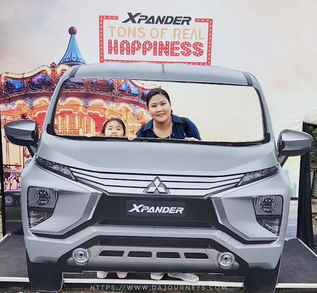 Weekend with Tons of Real Happiness from Xpander