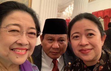 Prabowo-Puan Maharani Berpasangan di Pilpres 2024, Pengamat: Cuma Lagi Cek Ombak Pasar Politik