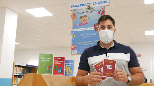 Arranca el taller de lectura en la Biblioteca Municipal de Adra
