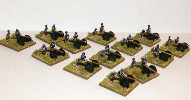 Baccus 6mm ACW | Perfect Six Scenics and Painting