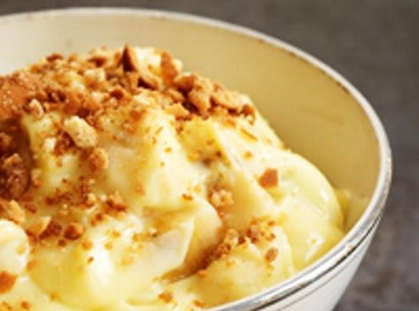 Homemade Banana Pudding Recipe