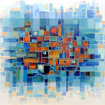 Many Portals Acrylic by Kain  Anderson.jpg