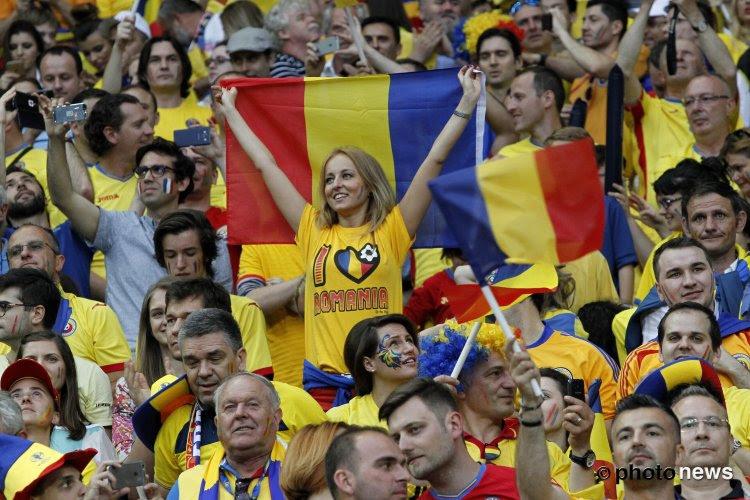 Roemenië boekt belangrijke overwinning in groep der Red Flames