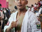 Atlet Kempo Sumbar Ari Pramanto Berhasil Raih Emas di PON XX  Papua