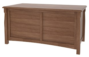 Matching Furniture Piece: Catalina Cedar Chest in Royal Maple
