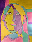 Tribute to Picasso by Catherine