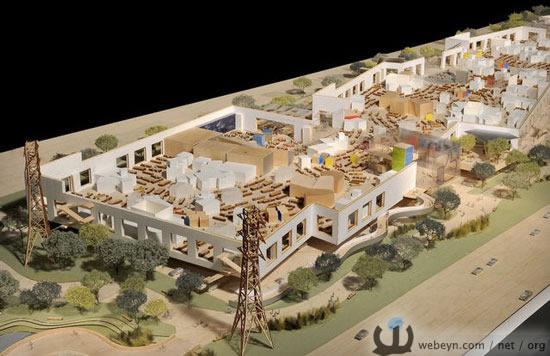yeni Facebook kampüsü - 2