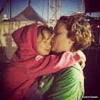 Julie and Niblette, Instagrammed