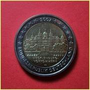 2 Euros Alemania 2007