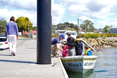 Boat Hire Greenwell Point