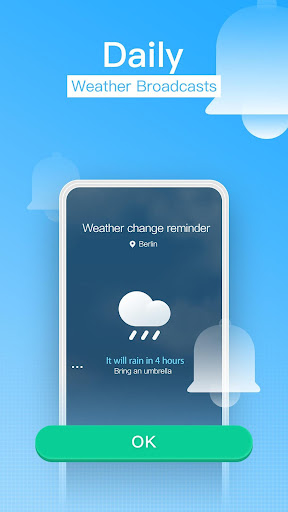 ProWeather-Daily Weather Forecasts,Realtime Report screenshot 3