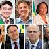 Sete governadores do Nordeste devem renunciar e concorrer a outros cargos; saiba quem são