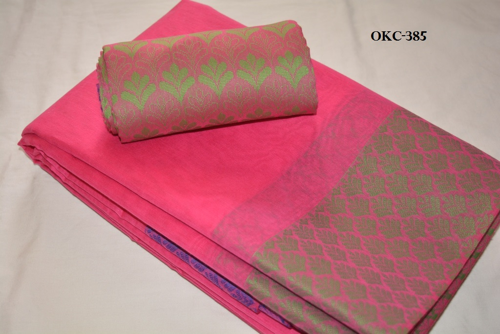 244011b20afdf PB   Kora Cotton Saree  Rs. 1450