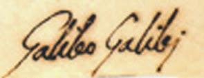 """firma_autografa_de_Galileo"""