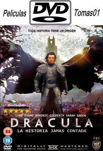Drácula: La Historia Jamás Contada (2014) DVDRip