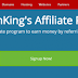 Domainking Affiliate Program: Get Upto 90% Commission On Each Successful Hosting Plan Sales