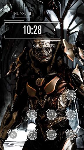 The Monster Armor