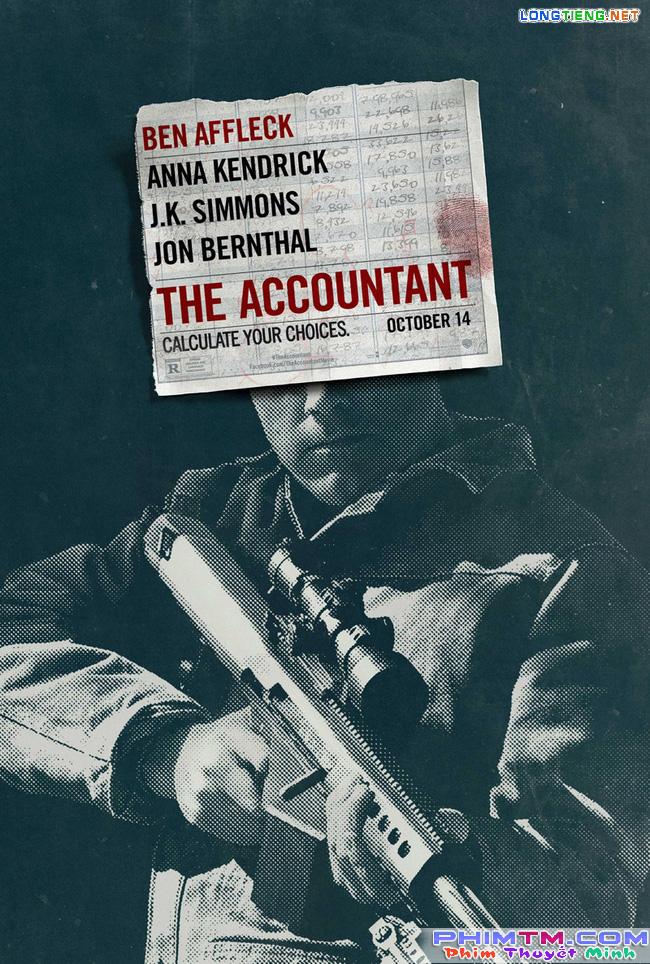The Accountant - Khi gã tự kỉ thống trị thế giới - Ảnh 1.