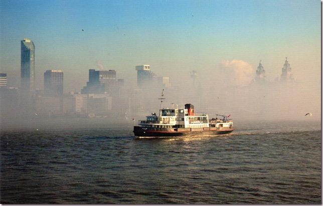 Mersey Morning Ferry