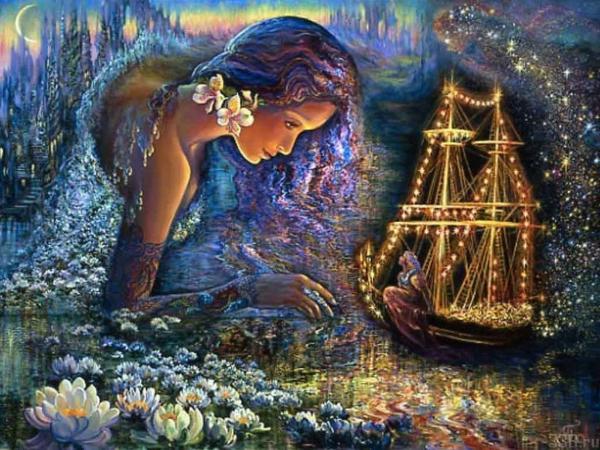 Goddess Of Lilas, Goddesses