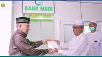 Tingkatkan Perekonomian, Keuangan Santri dan Dewan Guru, Dayah MUDI Samalanga Launching Bank MUDI
