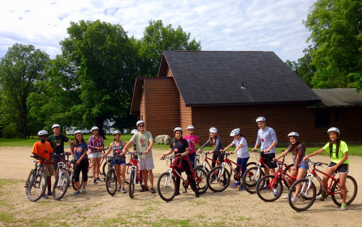 Each summer Maplelag is host to the Concordia Language Villages and we have been hosting the Chinese Village the past three years. We are very excited about the growth in their mountain bike program!