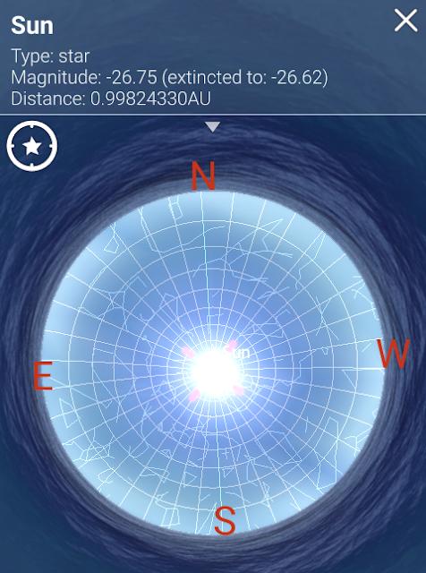 transit meridian. credit ss stellarium