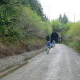 Test Drive/Shakedown through the Hyak Tunnel