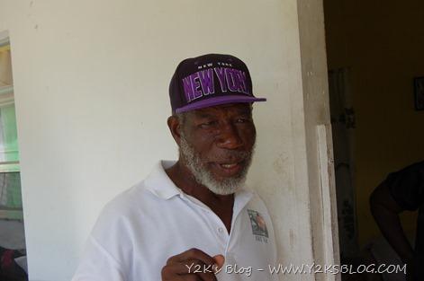 George Jeoffry - Barbuda