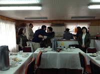 Alcalde Comparte Desayuno con Funcionarios del DAEM