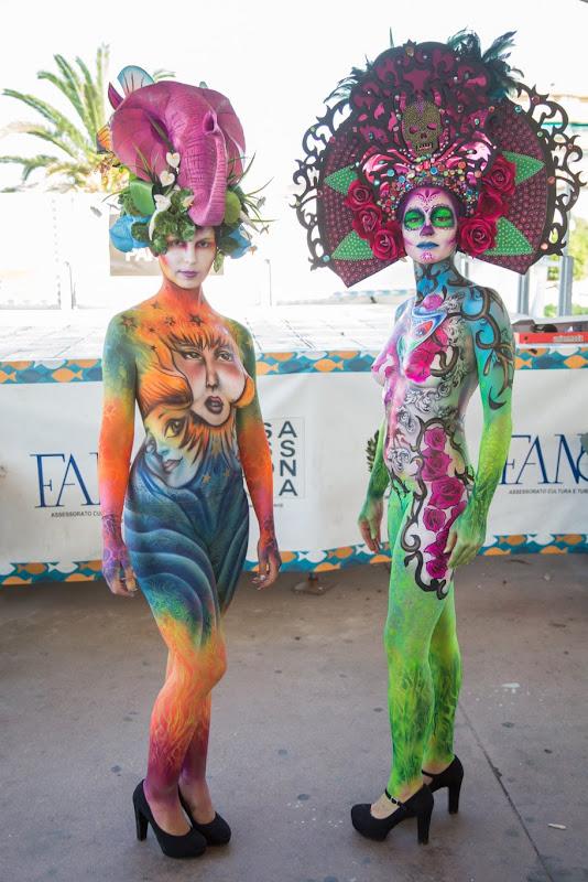 IMG_4917 Color Sea Festival 2018 - Bodypainting a Fano