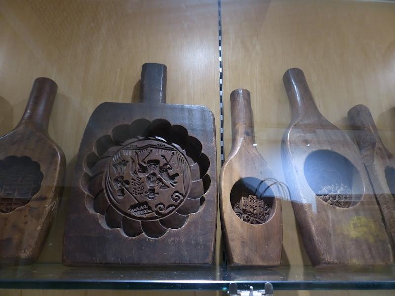 Danshui et une impressionnante collection de moules à gâteaux - P1240829.JPG