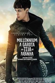 Baixar Filme Millennium: A Garota na Teia de Aranha (2018) Dublado e Legendado Torrent Grátis