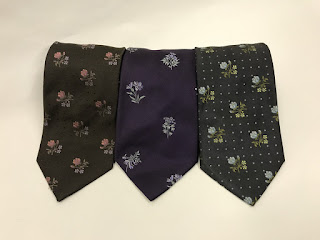 Paul Smith Tie Trio