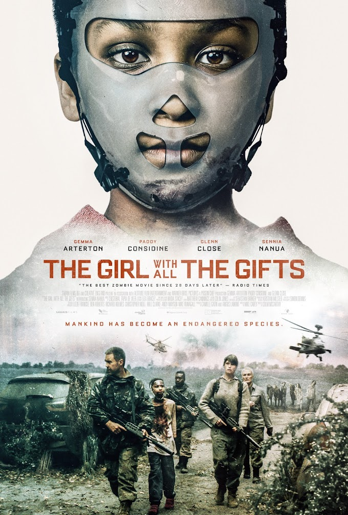 Movie: The Girl with All the Gifts (2016)
