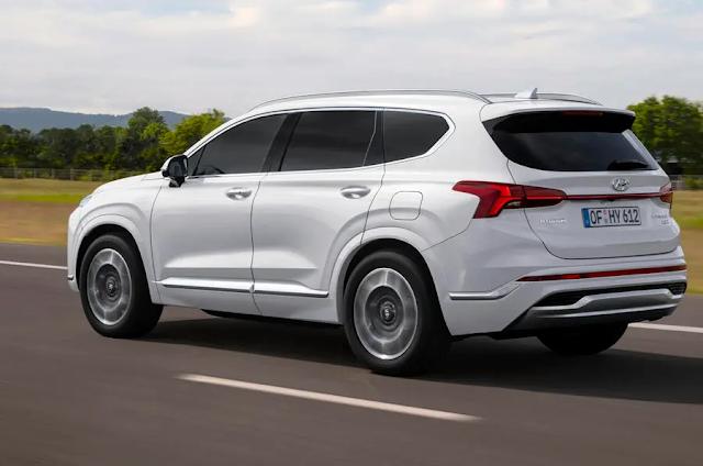 Hyundai Santa Fe PHEV