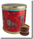 Fortnum and Mason Musical Chocolate Biscuit Tin