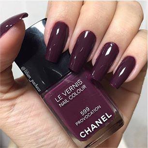 nail colour