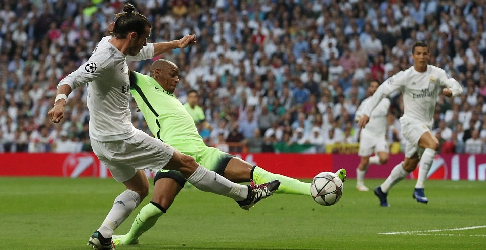 Image result for Man city 0-1 real madrid