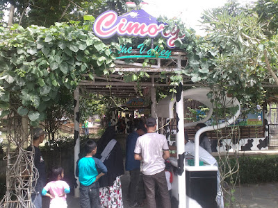 Wisata ke Cimory Semarang