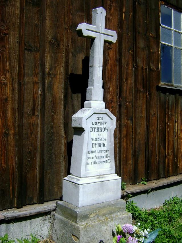 cmentarz, Topola Królewska